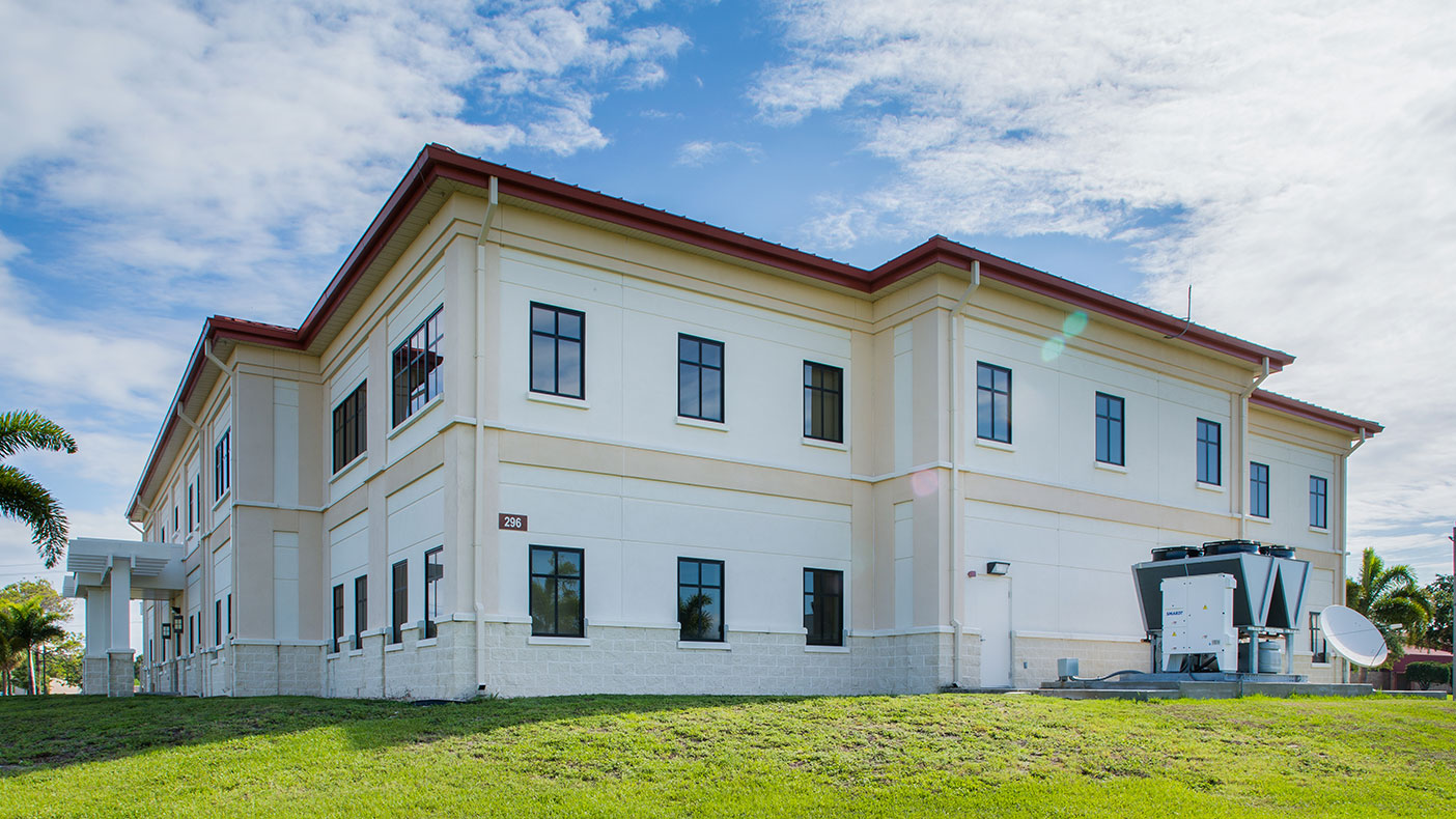 Our design-build, turn-key implementation services included HVAC system upgrades to two mission critical facilities.
