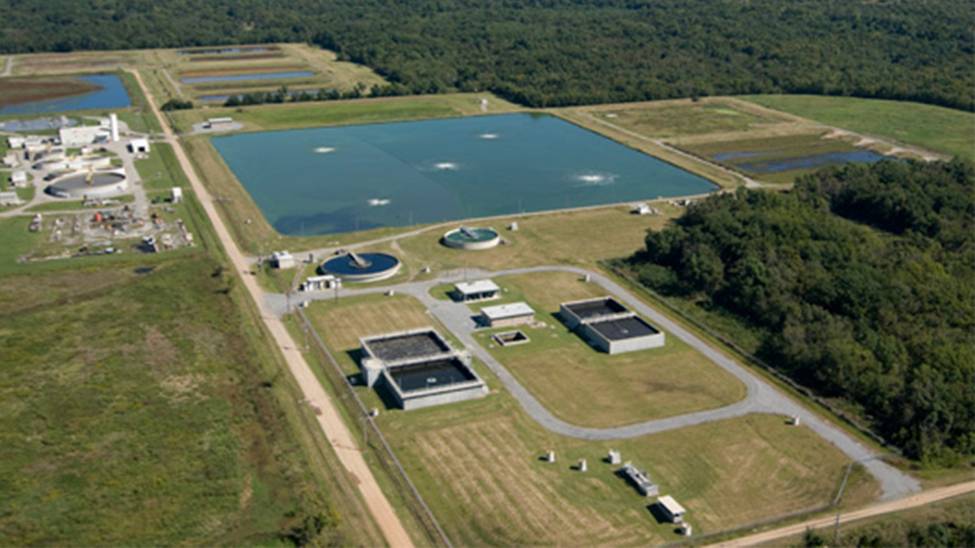 The park planned for success by focusing on improving the infrastructure: water supply treatment, storage and distribution system and its wastewater collection, pumping, and treatment system.